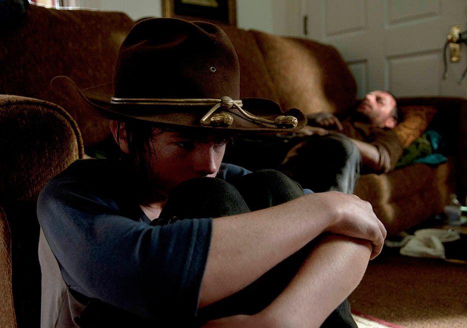 The Walking Dead : 15,8 millions d'Américains devant le retour de la saison 4