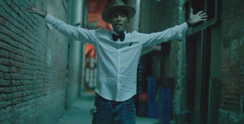 Pharrell Williams: une prestation endiablée sur Happy aux Oscars 2014!