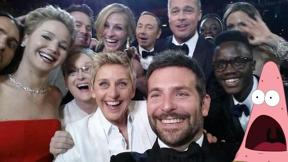 Ellen DeGeneres: sonselfie de tous les records parodié par les internautes