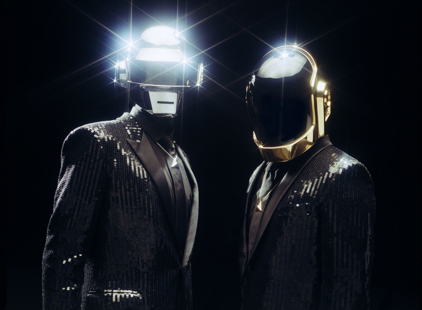 "Crédit photo : Daft Punk album ""Random Access Memories"""