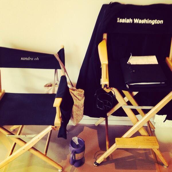 Twitter Isaiah Washington