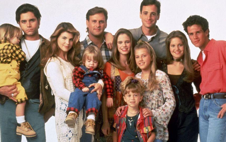 La série &quot&#x3B;La fête à la maison&quot&#x3B; va revenir à la télévision !