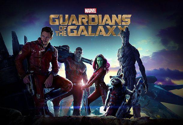 &quot&#x3B;Les Gardiens de la Galaxy&quot&#x3B; domine toujours le box-office américain et récolte plus de 294 millions de dollars !