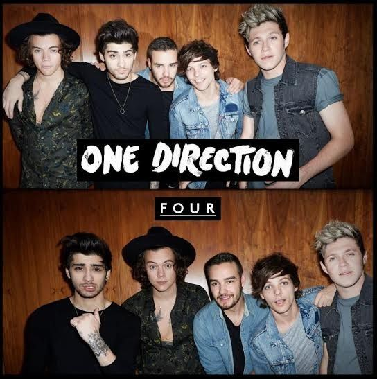 One Direction : Leur nouvel album &quot&#x3B;Four&quot&#x3B; sortira le 17 novembre !