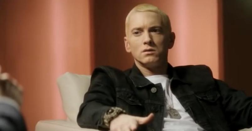Eminem : &quot&#x3B;J'aime les hommes, je suis gay&quot&#x3B; !