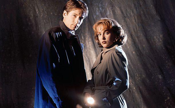 La série &quot&#x3B;X-Files&quot&#x3B; pourrait revenir à la télévision !