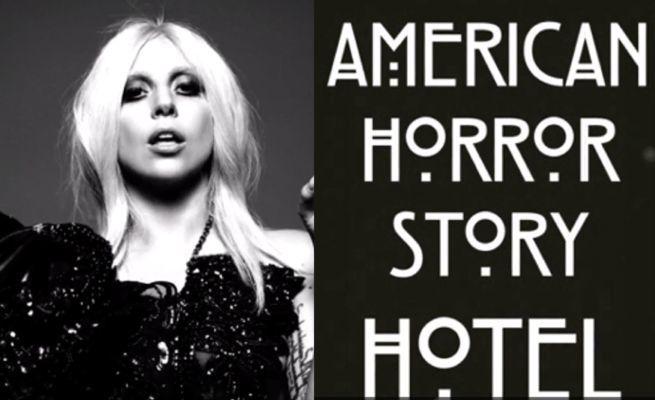 Lady Gaga au premier rôle de la saison 5 d'American Horror Story !
