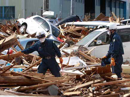 isrAID au secours des victimes du typhon aux Philippines.