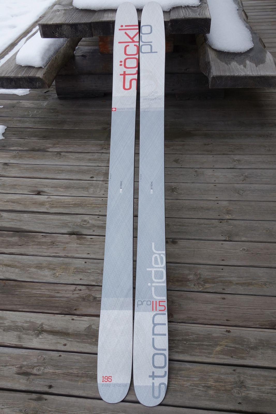 Ski STÖCKLI http://www.geromegualaguidechamonix.com