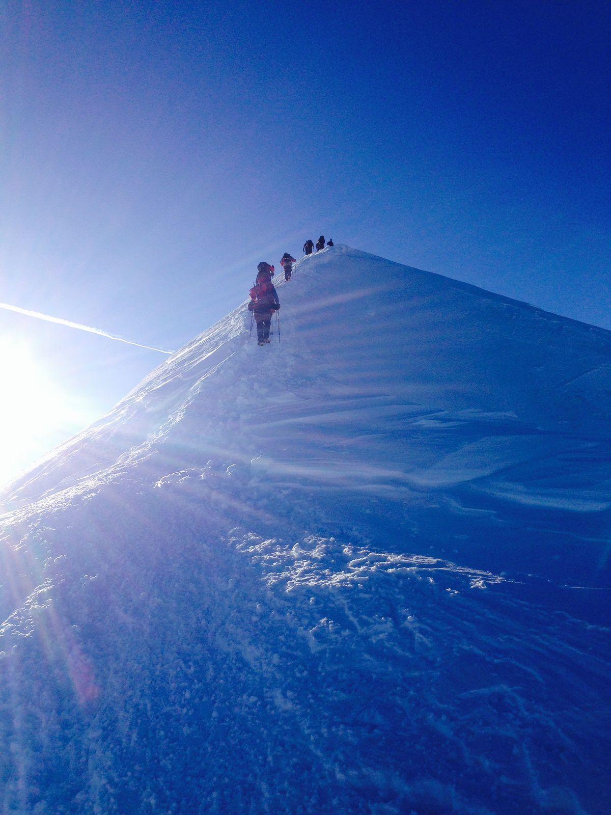 Alpinisme, escalade, canyon, Chamonix Mont Blanc http://www.geromegualaguidechamonix.com