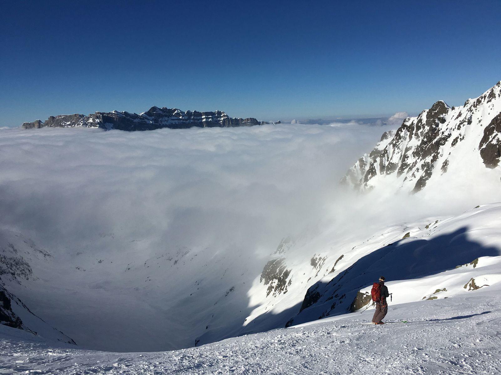 Hhttp://www.geromegualaguidechamonix.com  Hors pistes, Free Ride, randonnée à ski. à Chamonix mont Blanc et Courmayeur