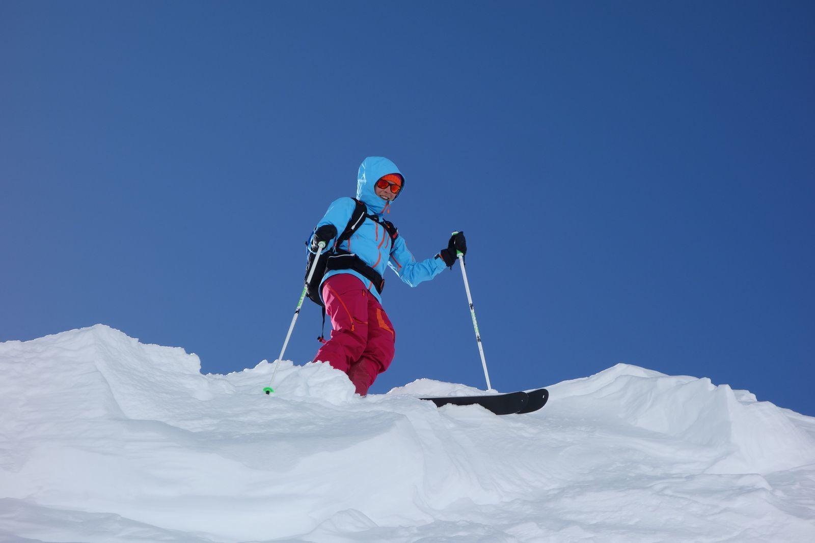 http://www.geromegualaguidechamonix.com  Chamonix Mont Blanc Aiguille du midi, Grands Montets