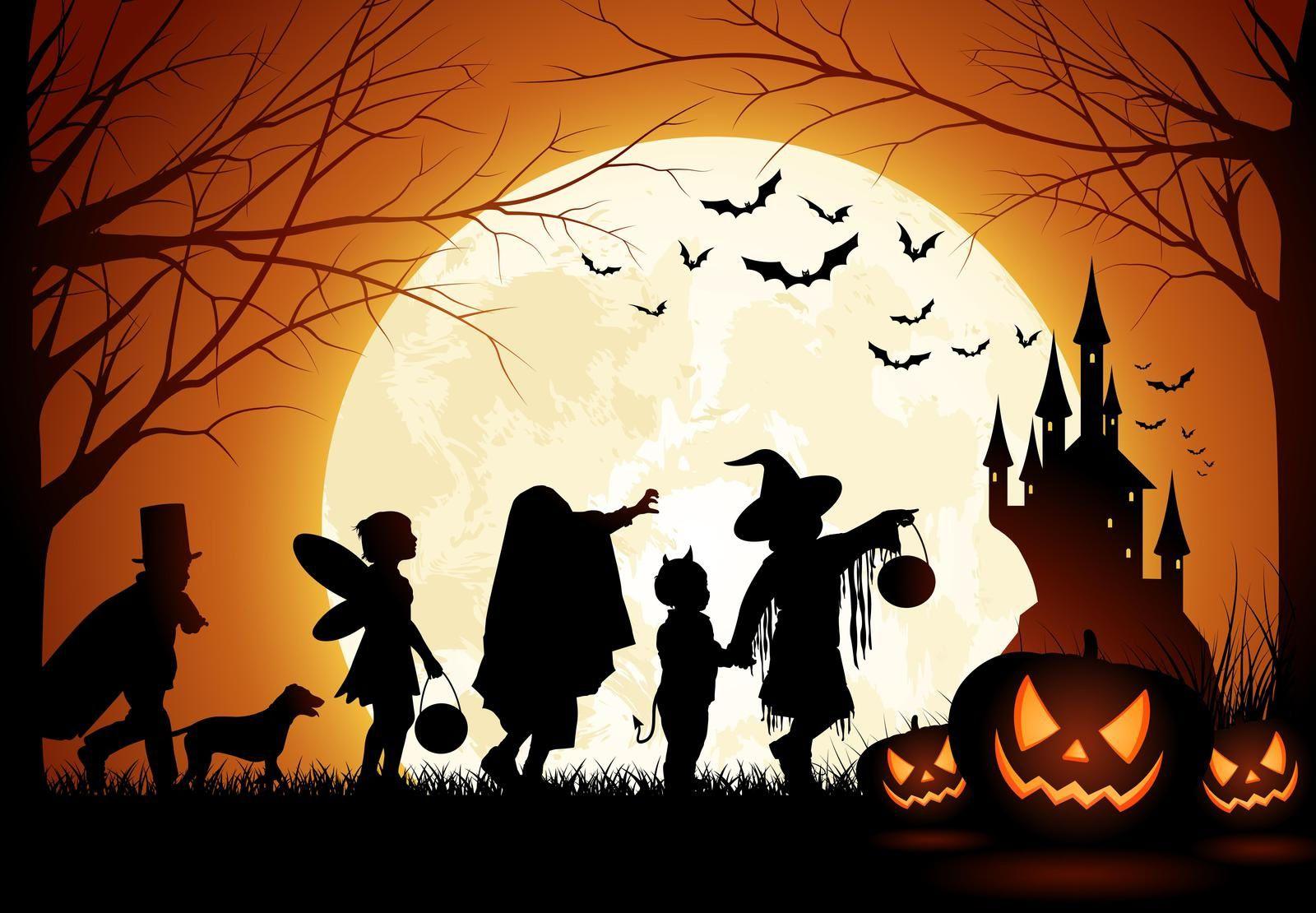 Halloween notre sélection de jeux !