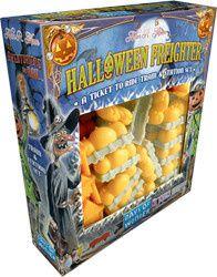 Aventurier du rail Halloween