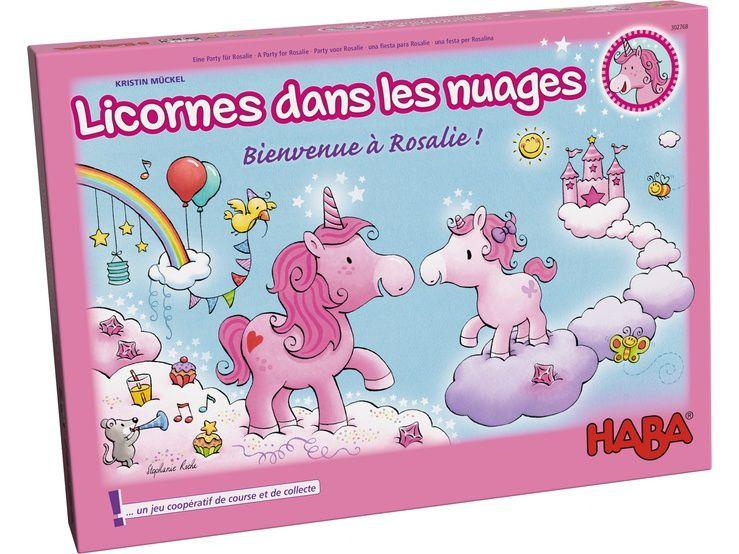Licornes dans les Nuages, Bienvenue à Rosalie