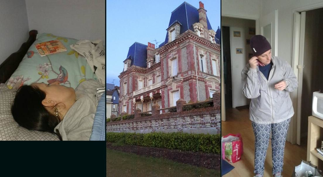 Week-end en Normandie