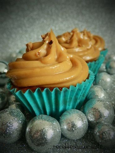 Les cupcakes - speculoos - Caramel - Moka - Nutelle - Citron et coco !