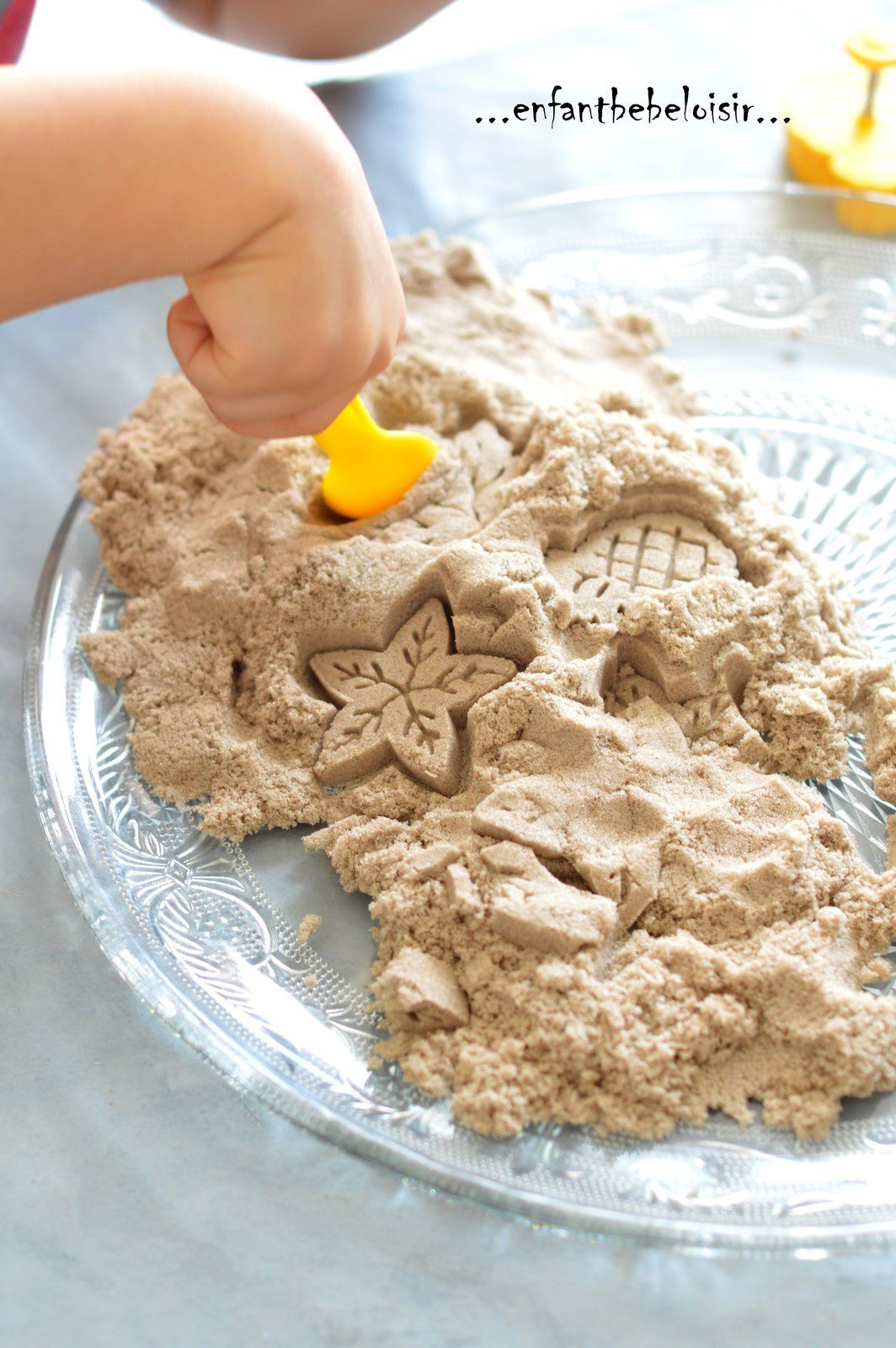 Découverte - sable Kinetic - Kinetic Sand