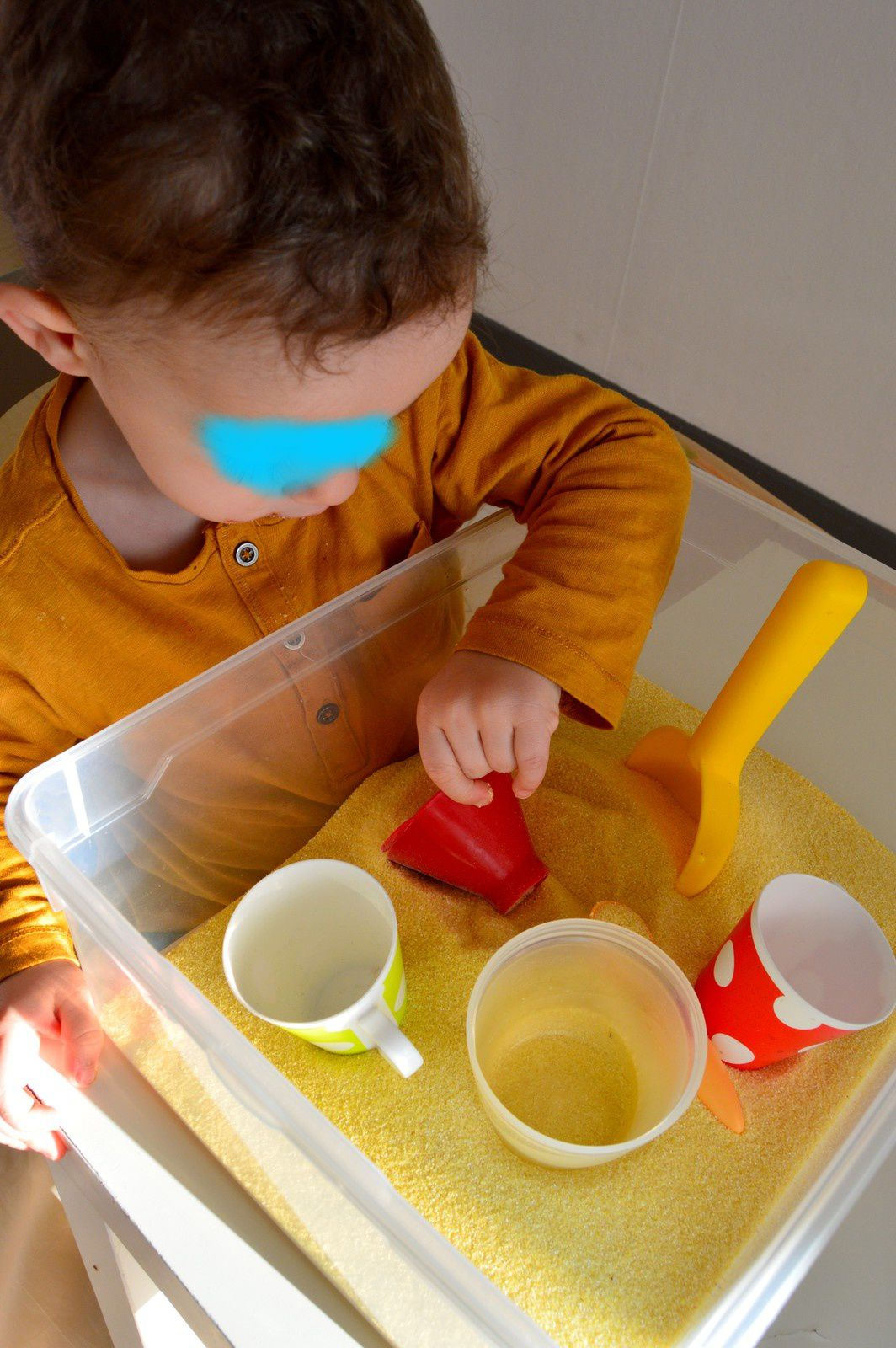 Bekannt activites sensorielles - enfant bébé loisir CR46