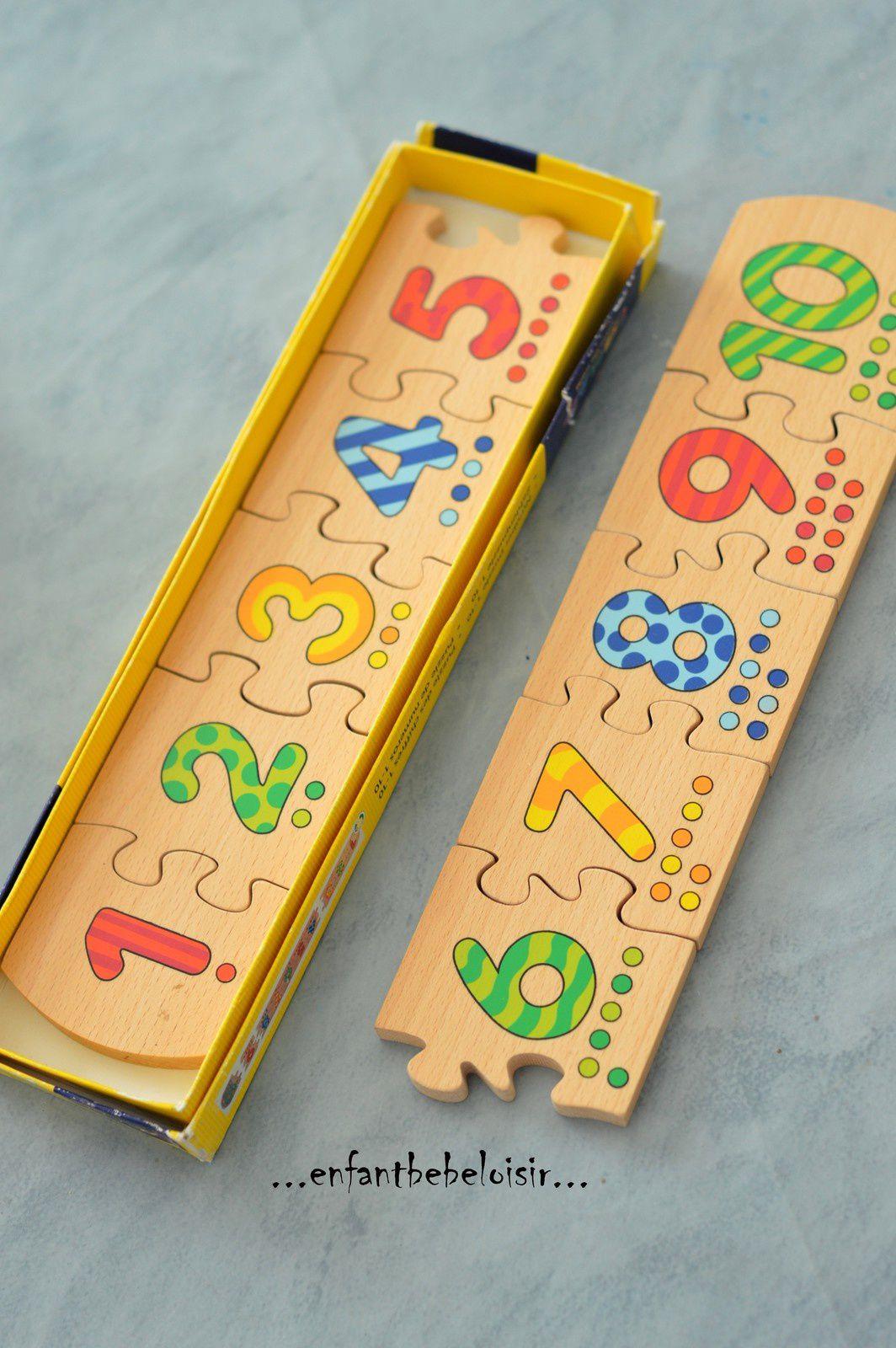 Puzzle à chiffres