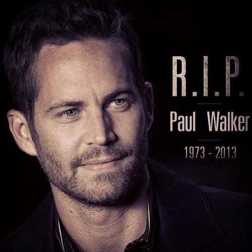 hommage a paul walker!!!