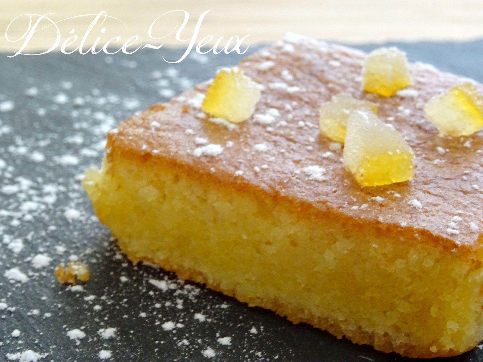 Revani {Gâteau Grec}