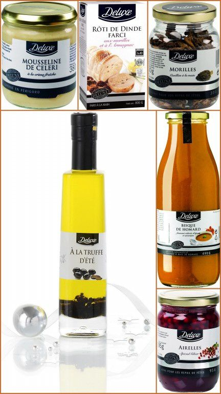 Lidl et sa gamme Deluxe #Concours inside