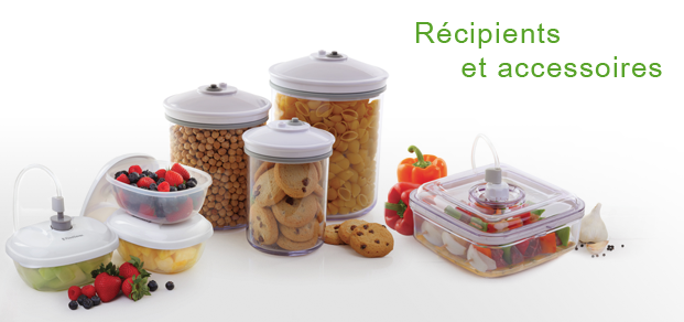 Foodsaver® l'arme Anti Gaspillage alimentaire                         #Concours Inside