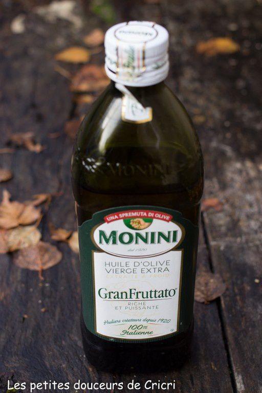 Pompe de Noël à l'huile d'olive et je vous emmène chez Monini en Italie