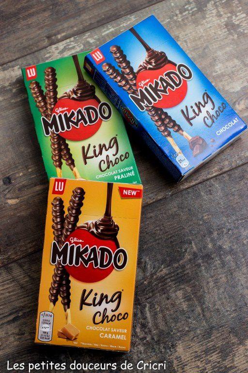Mikado king choco #Concours Inside