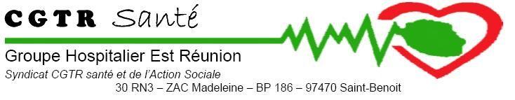 Groupe Hospitalier Est Réunion - Souffrance au Travail