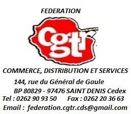 La CGTR Commerce et Services en déplacement à Montreuil pour préparer la riposte contre la loi travail XXL