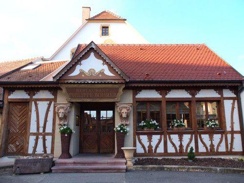 Restaurant Philippe Bohrer (à Rouffach)