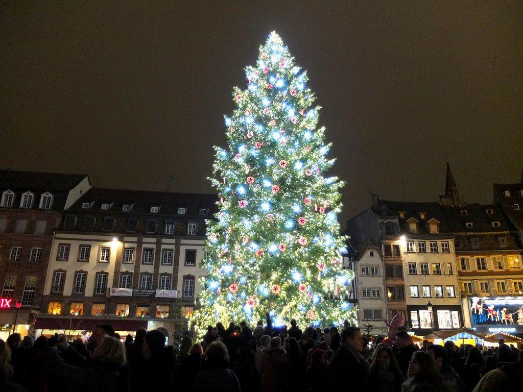 Marchés de Noël de Strasbourg 2014