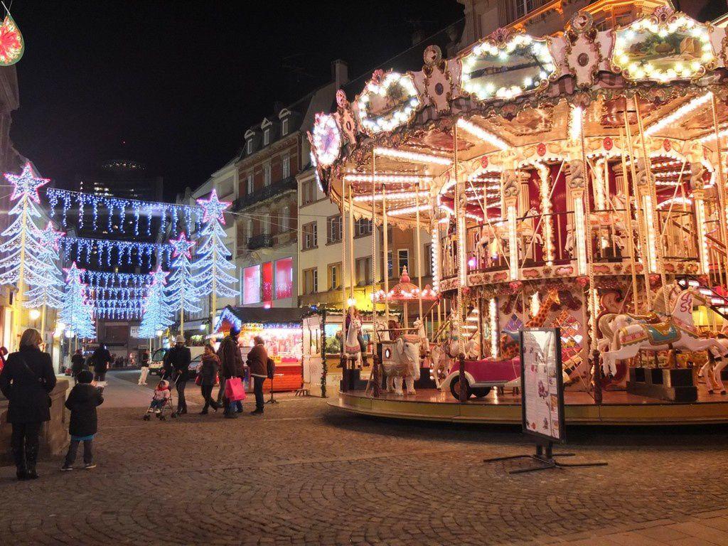 ©castinghotels - Marche de Noel de Mulhouse