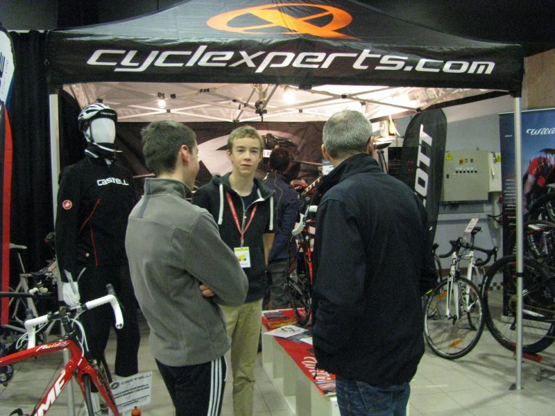 SALON 2013 - VIDEO ET PHOTOS DES RANDOS VTT