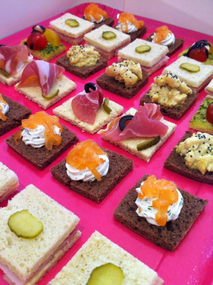 Plateau de toasts blog traiteur code for Overblog cuisine