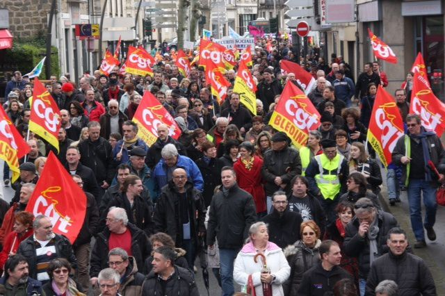 Retour sur le rassemblement du  9 Mars à Brive la Gaillarde