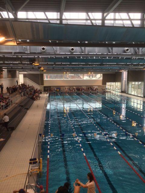 Ce 25 mai 2016 inauguration de la piscine de brive for Piscine brive