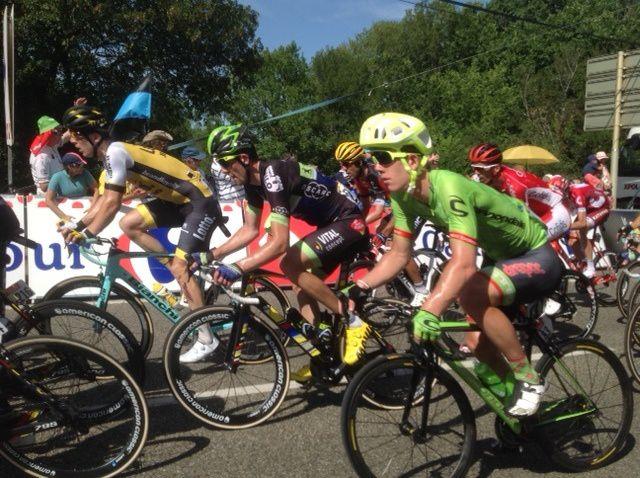 Tour de France :7 Juillet 2016.....6ème étape Arpajon/Cère-Montauban