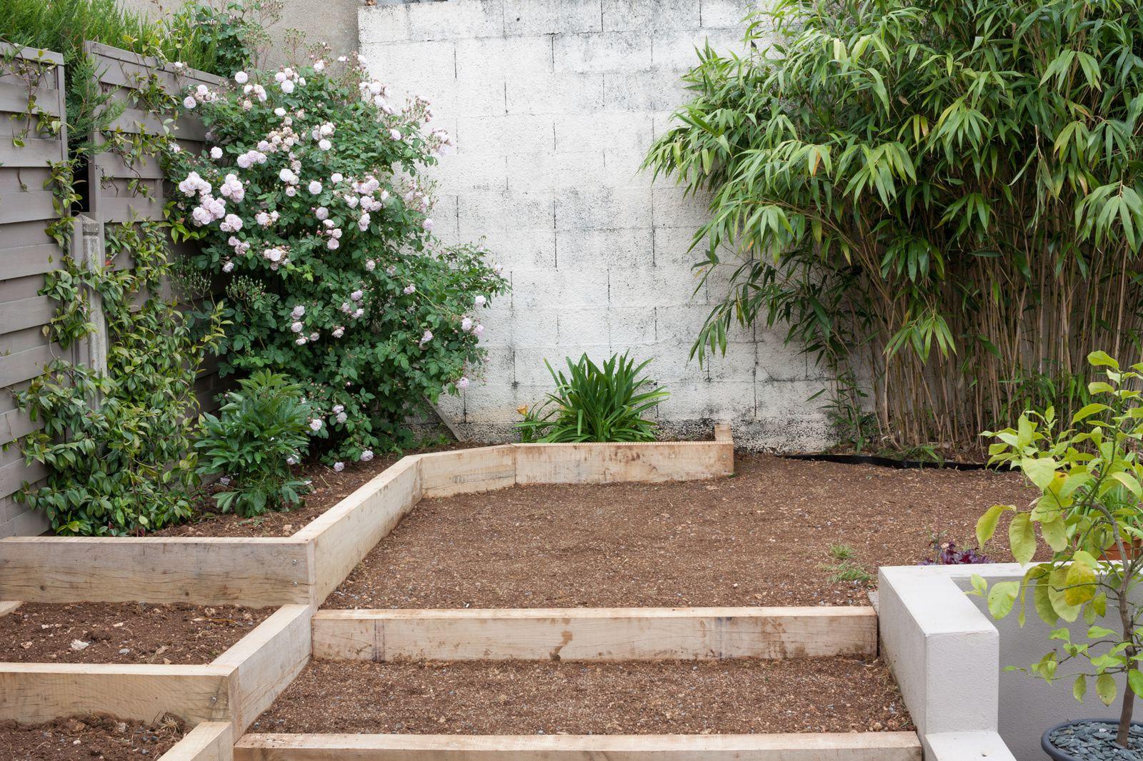 L'aménagement du jardin #1