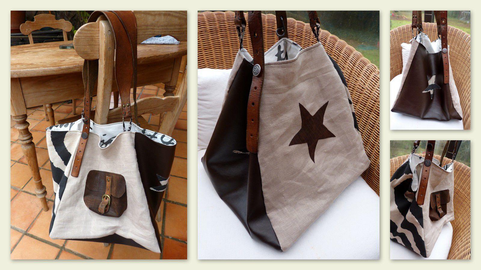 Mon nouveau sac inspired by les croix de nalie for Couture a marseille