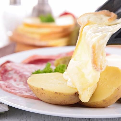 Raclette Party !