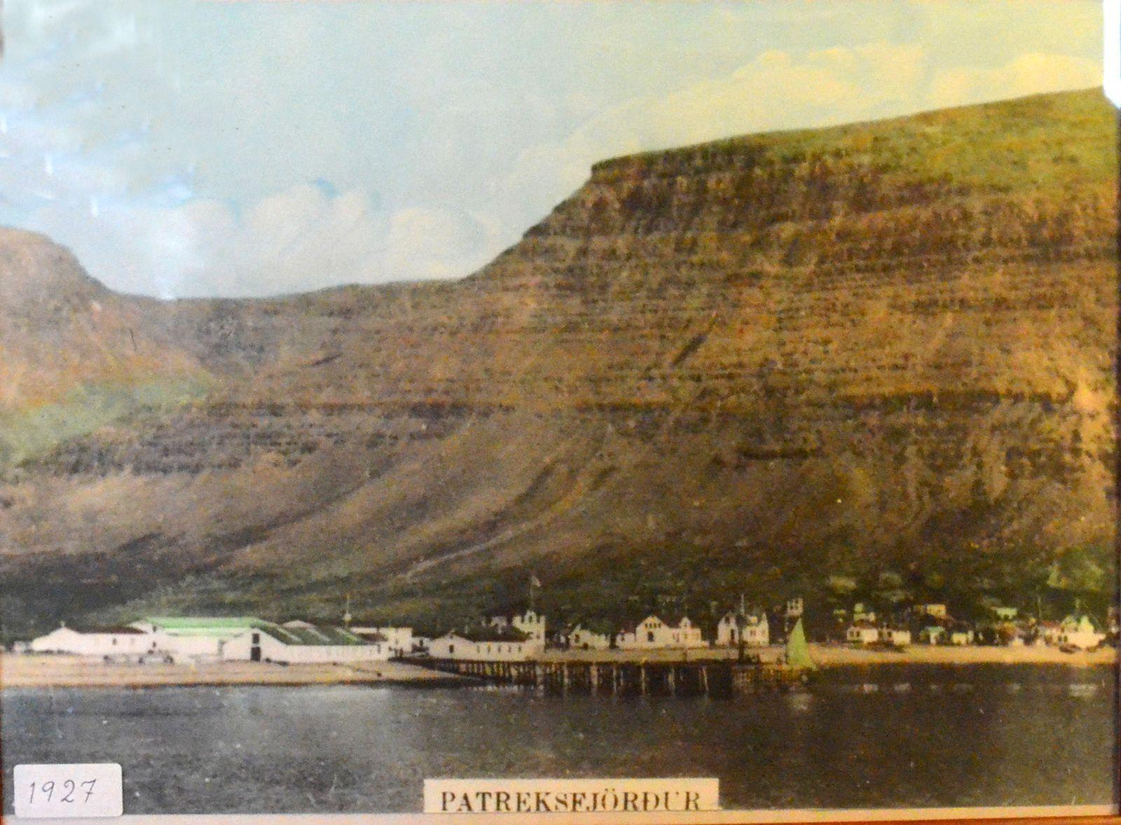 Patreksfjordur