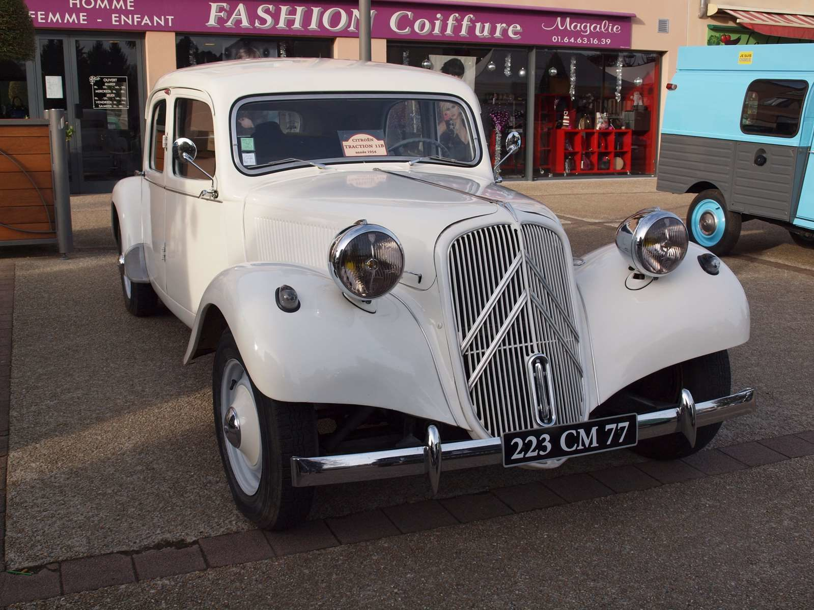 Citroën Traction AV 11