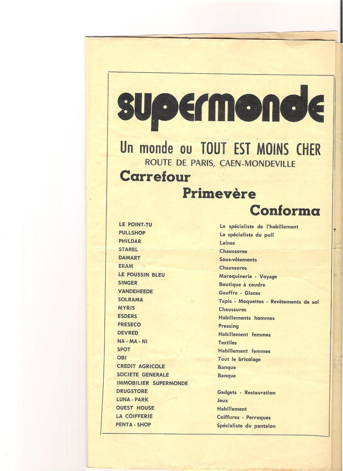 La Forêt Auvray 1973