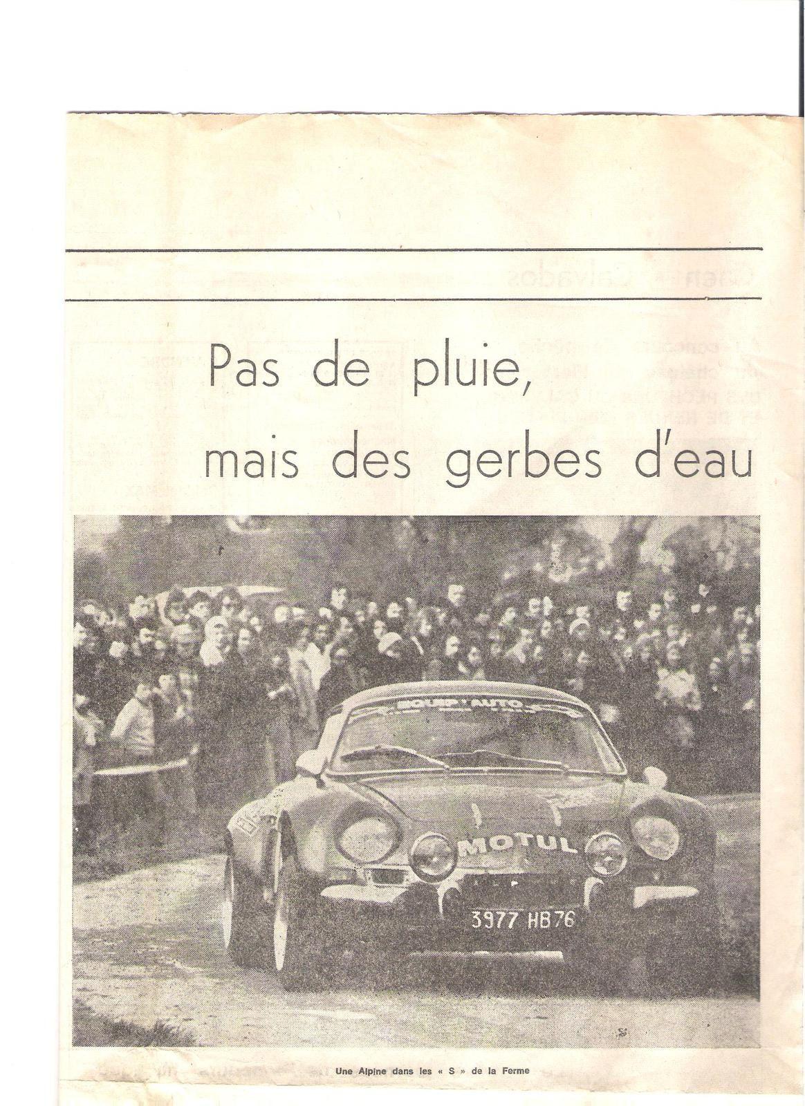 L'Anguille 1975