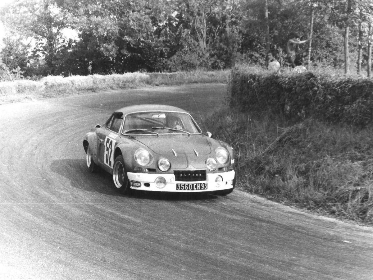 Poilly sur Serein 1976