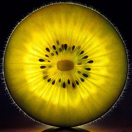 Fruits concis