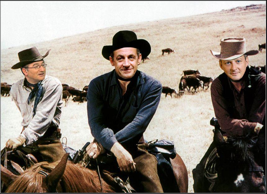 3 hommes et un coup fin
